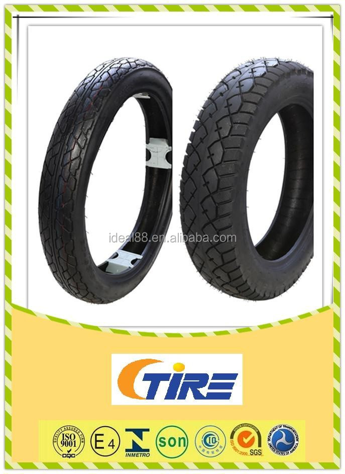 High quality motor cycle tire 90/90-18(own factory)