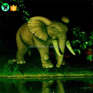 Custom made inflatable elephant , inflatable animal replica ST316
