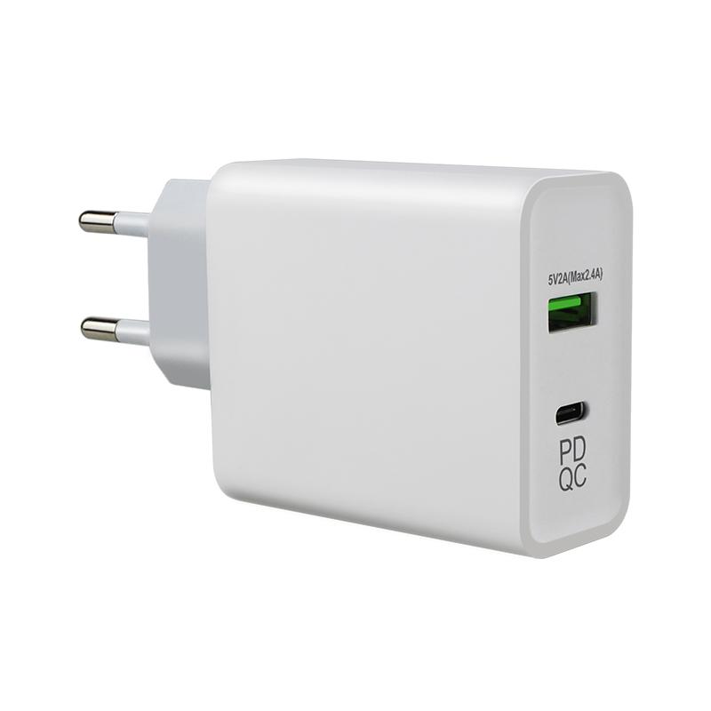 Штепсельная Вилка американского стандарта QC 3,0 Мобильный телефон быстрое зарядное устройство Usb 5В 9В, работающего на постоянном токе 12 В 3a адаптер переменного тока 9 вольт источник питания