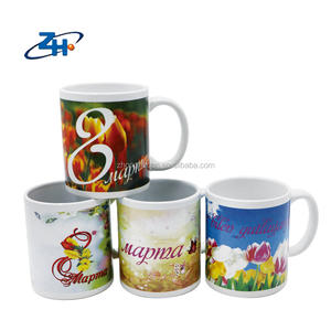 Promotional mother's day gift standard coffee mugs in sets wholesale