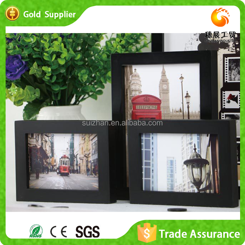 3D Wholesale Shadow Box Picture Frame Yiwu Supplier