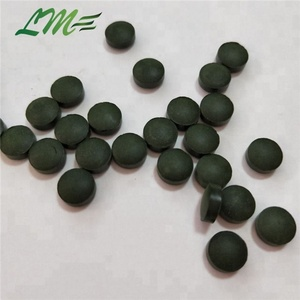 Factory supply spirulina price free sample spirulina capsules