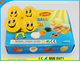 Hot Selling High Quality Famale Smily Face Splat Ball Toy