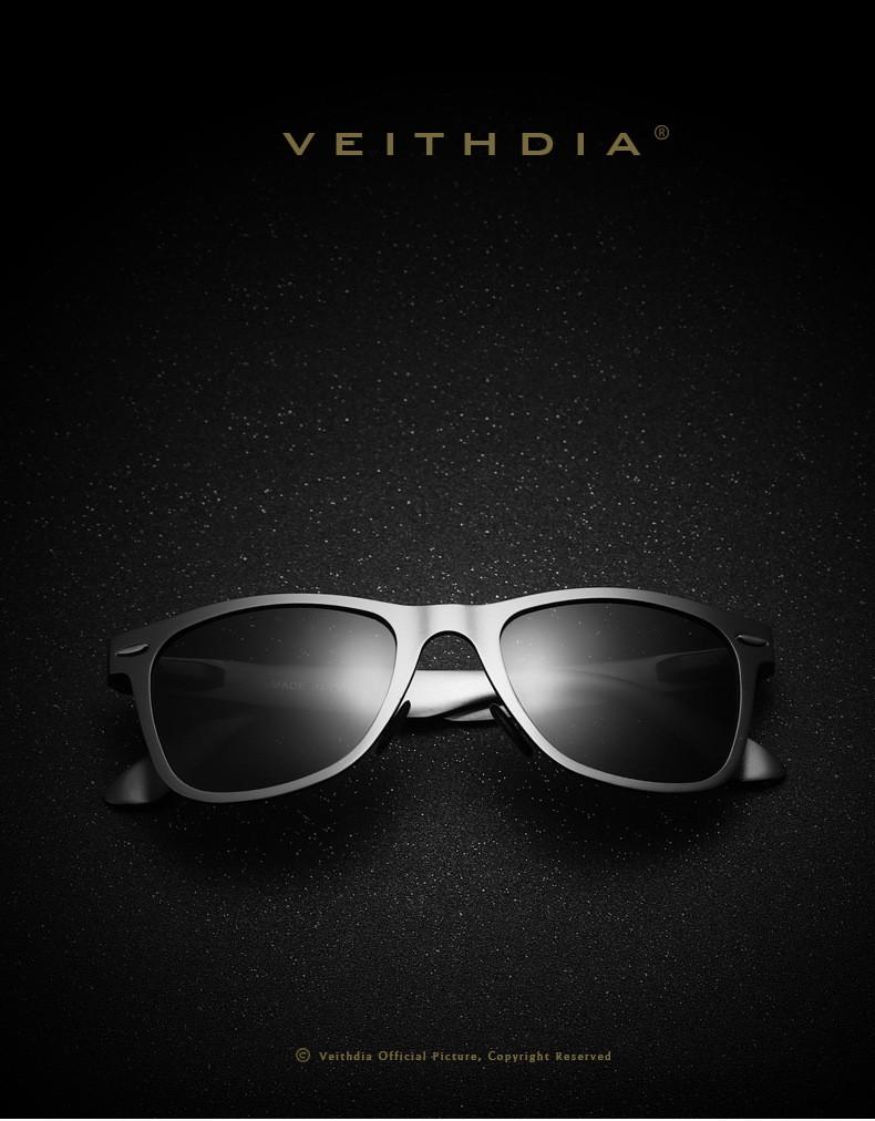 VEITHDIA Aluminium pria Terpolarisasi Cermin Matahari Kacamata Laki-laki  Mengemudi Memancing Luar Eyewears Aksesoris Kacamata c21716ce6e