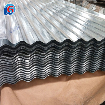 Galvanized Tin Sheets/ Roofing Sheet / Galvanized Corrugated Steel Plate