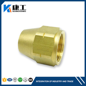 Instrument Malleable Iron Pipe Compression Copper Fittings
