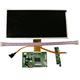 10.1 inch 1024 600 250cd black TFT Display LCD touch Screen for Robots of flexible LCD Module