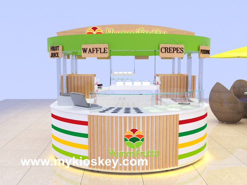 juice bar kiosk for sale