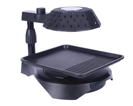 Oven Baked Barbecue Chicken Recipes(LY-005),5 class temperature Controlling Mode and Round Shape BBQ grill