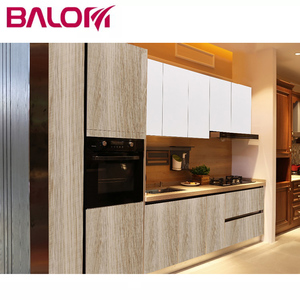 Healthy and environmentally friendly high quality and high gloss cupboard kitchen cabinet unit