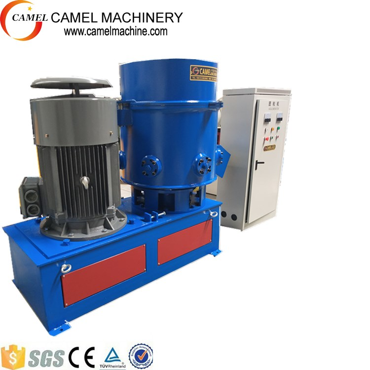Plastic Agglomeratie Machine/densifier machine