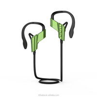 Fashion high quality cheapest earbuds neckband sport wireless bluetooth headphones for mobile phone