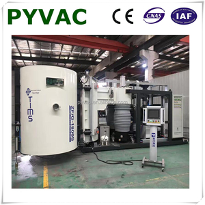 Continuous PVD Coating Gold Ion Plating Machine For Sanitary Ware