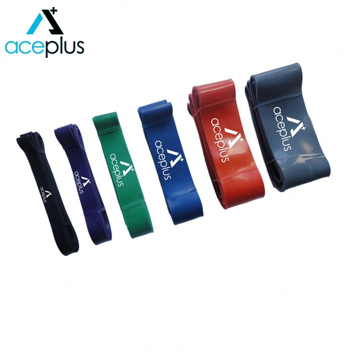 Abundant Stock Chinese Continuous Loop Resistance Fitness Bands