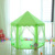 Kids Tent Princess Castle Playhouse Green