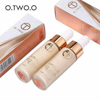 O.TWO.O 2018 Best Long Lasting Foundation Full Coverage