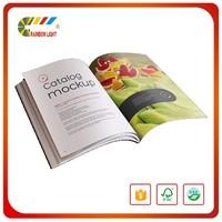 Direct factory wholesale cheap super quality professional printing company china magazine print