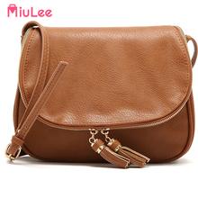 2015 New Hight Quality fashion tassle women messenger Bags women shoulder bag pu leather woman bag mensageiro bolsas WB51197