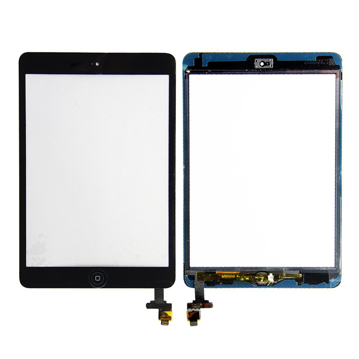 Apple iPad Mini Black Touch Screen Glass Digitizer A1432 A1454 A1455 with IC Connector