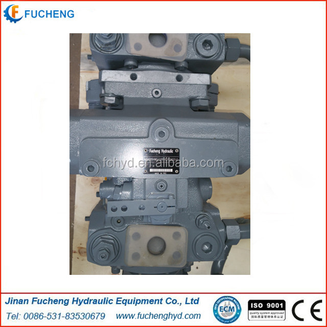 A4VG125double pump Rexroth Hydraulic Piston Pump made inChina Used For Excavator