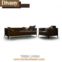 Divany living room furniture teak wood sofa pictures modern leather sofa