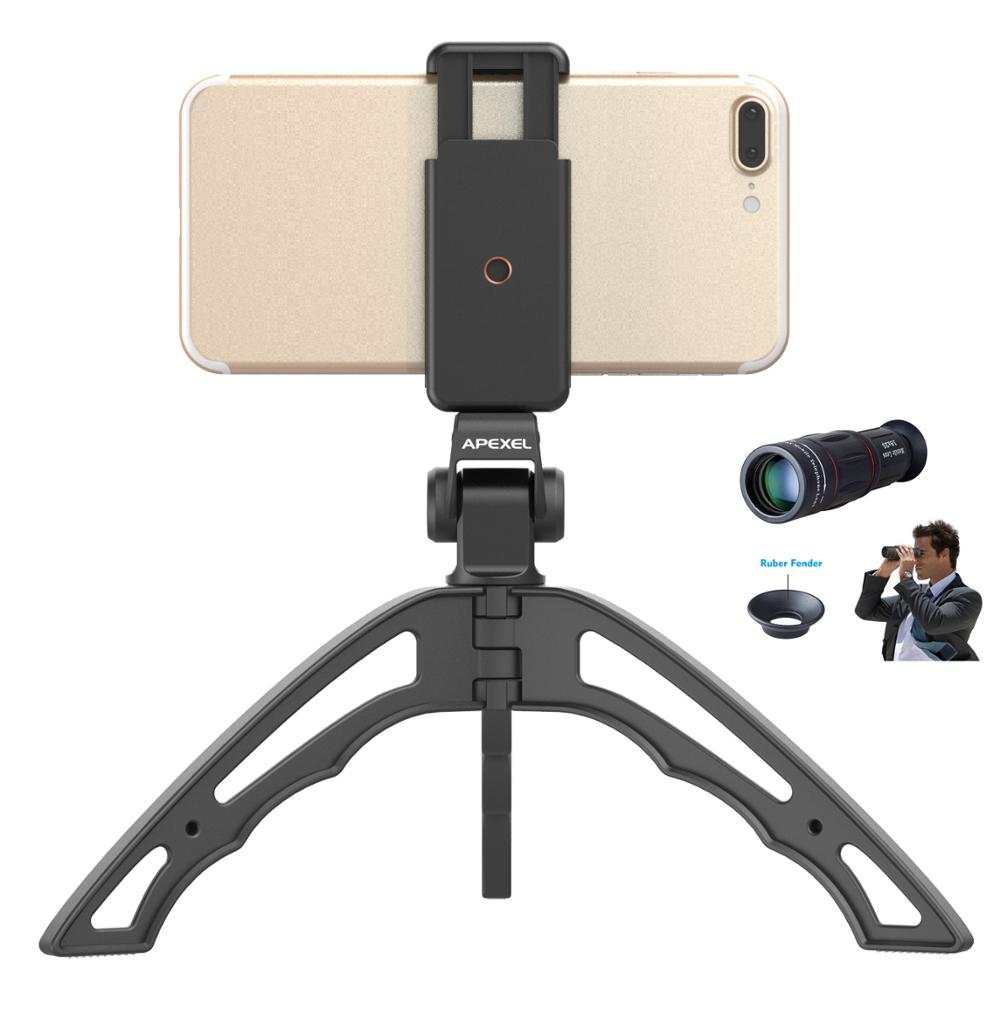 2 in 1 18x telescope lens + Nuovo Selfie stick treppiede