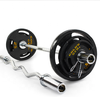 Weightlifting 50kg barbell collar powerlifting adjustable dumbbell barbell set