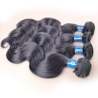 High quality pure remy grey human hair weaving,new arrival natural raw grey hair, cheap top grade grey brazilian hair