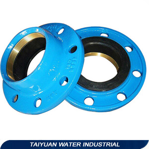 Standard din ansi forged pipe square hydraulic flange