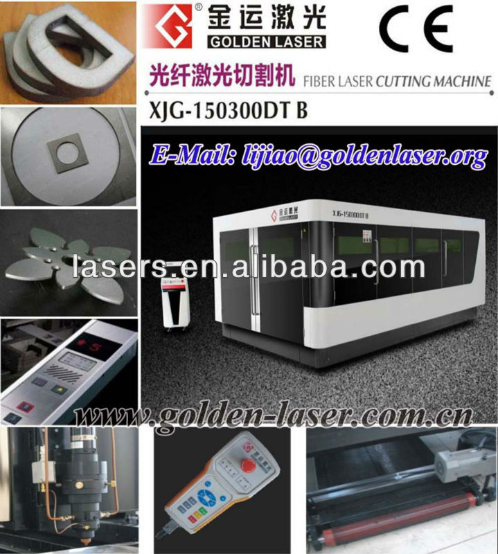 Elevator Panel Laser Cutter Metal Machine Fiber 300W 500W 1KW 2KW