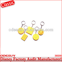 Disney factory audit manufacturer's led keychain 142084