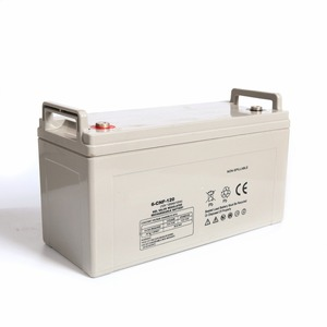 rechargeable 12v 24v 36v 100ah 120ah 150ah 200ah 250ah lead acid deep cycle agm gel battery for solar and electric bike pack