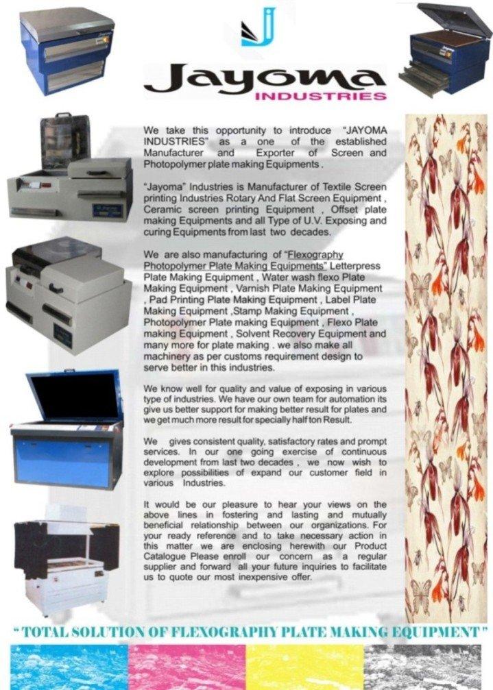 Photopolymer Plate Making Equipment - Buy Photopolymer Plate Making Machine  Product on Alibaba com