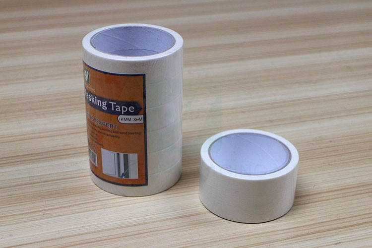 2020 China's direct selling quality general crepe paper masking tape