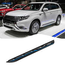 Fabbrica <span class=keywords><strong>Outlander</strong></span> Sport 2016 2017 2018 2019 Accessori Del Corpo Kit Bar Passo Laterale per Mitsubishi <span class=keywords><strong>Outlander</strong></span> 3