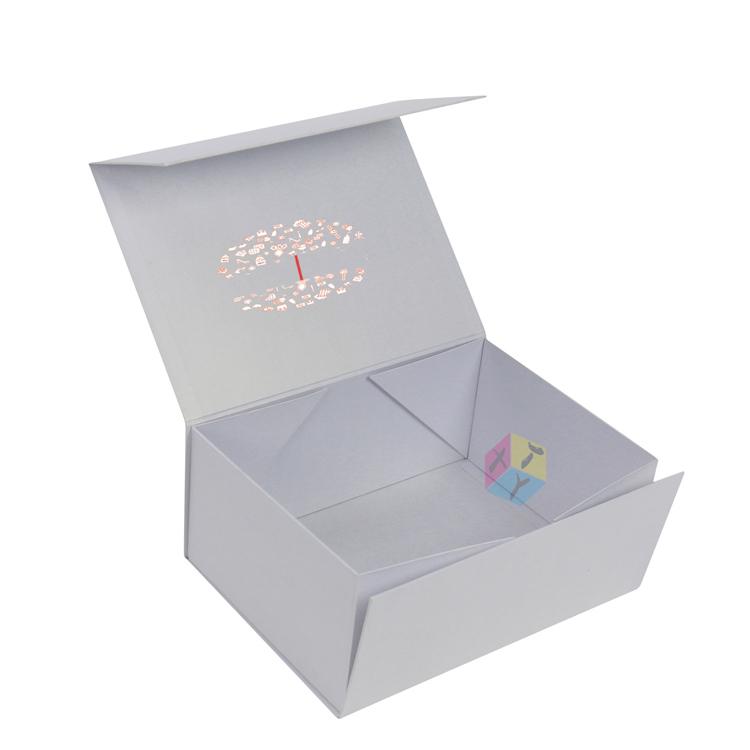 embalaje de papel libre de Ácido de vestido de boda de caja de
