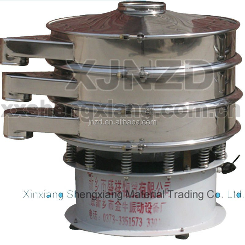 XZS High Quality Reasonable Price Rotary Vibration Screen Equipment