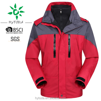 Red chief jacket mens coats custom jackets men winter workwear waterpoof mens' jackets