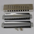 Key Of C C Factory Price Harmonica KEY OF C EASTTOP T008 Blues Harp Good Harmonica Mouth Organ