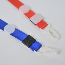 Kunststoff suspension <span class=keywords><strong>seil</strong></span> ID karte fall halter schnalle clip lanyard schnur suspension <span class=keywords><strong>seil</strong></span>