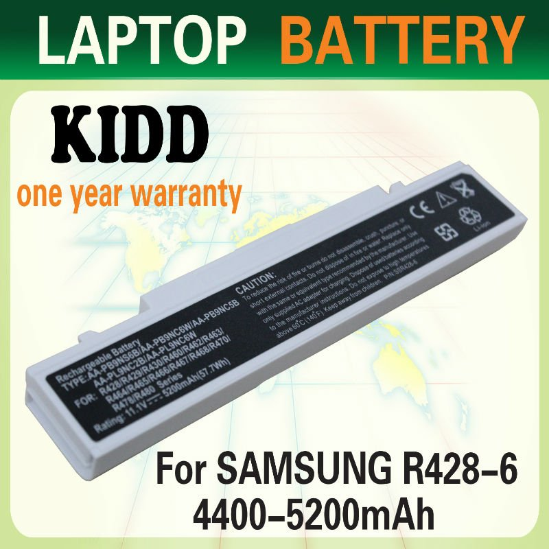 Laptop Batteries For SAMSUNG AA-PL9NC6W Series