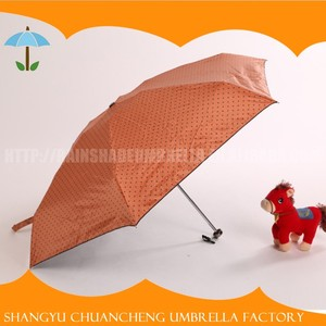 Factory Directly Provide Strong Shangyu 5 Fold Umbrella