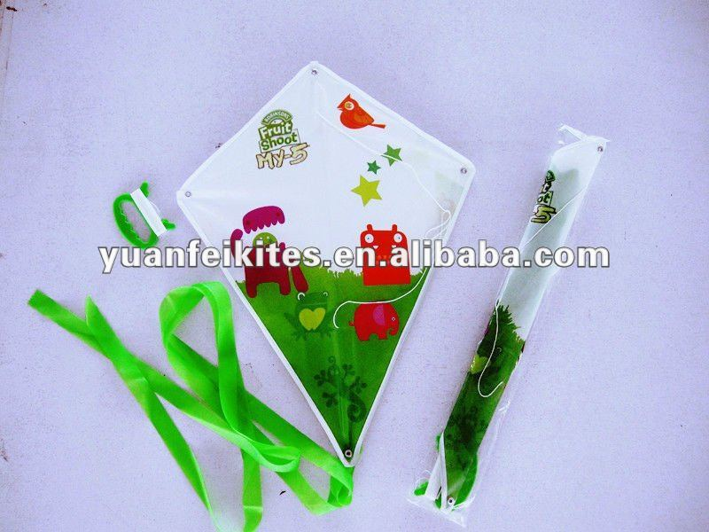 all kinds of promotional diamond kite