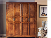 Custom High Quality Wooden Furniture Clothes Cabinet,Furniture Wood Wardrobe