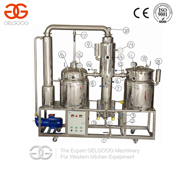 honey production company/honey production equipment/honey production line