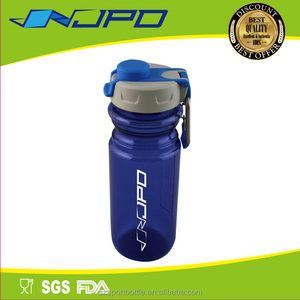 500ml Custom Logo Recycled BPS Free Hygienic Plastic Sports Water Bottle
