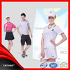 Fashion customized polyester cotton polo shirt of embroider