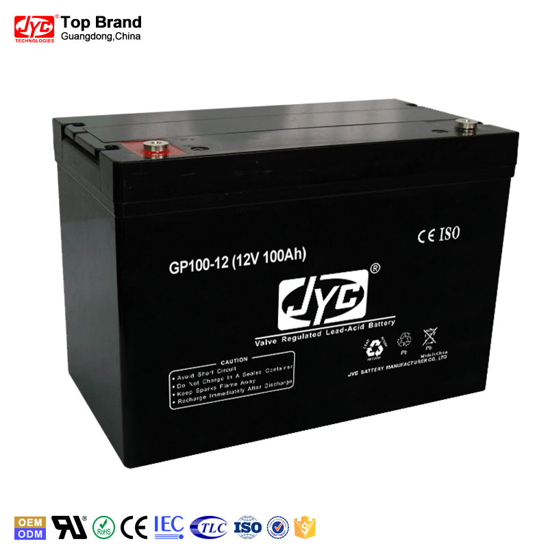 JYC   VRLA Battery  GP100-12(90AHBcu)