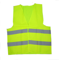 Cheap High Visibility Road Safety Reflective Straps Working Vest