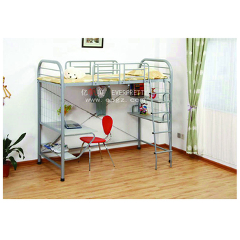 Used Daycare Cheap Wood Children Car Bunk Bed Wood Bunk Bed With